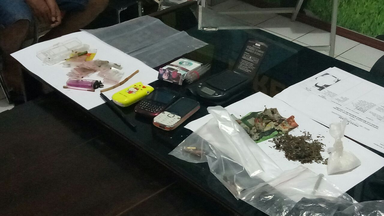 Tangkap Bandar Narkoba, 13 Paket Sabu Berhasil Diamankan