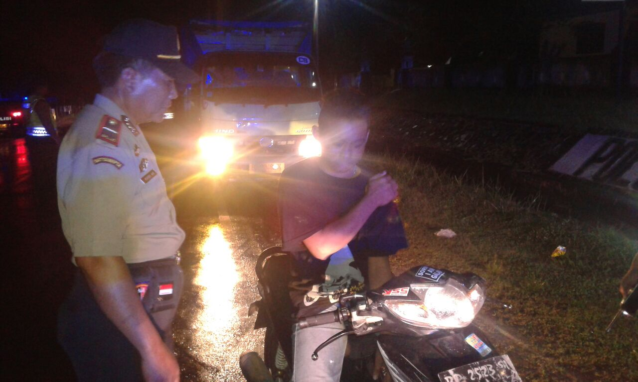 Berikan Rasa Aman, Personil Polres dan Polsek Jajaran Lakukan Patroli Setiap Malam