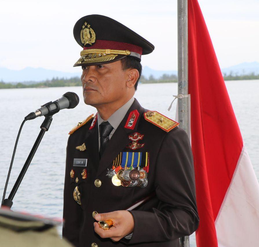 Kapolda Bengkulu; Tegakkan Harkamtibmas Dengan Merangkul Masyarakat dan Jaga Soliditas TNI/POLRI