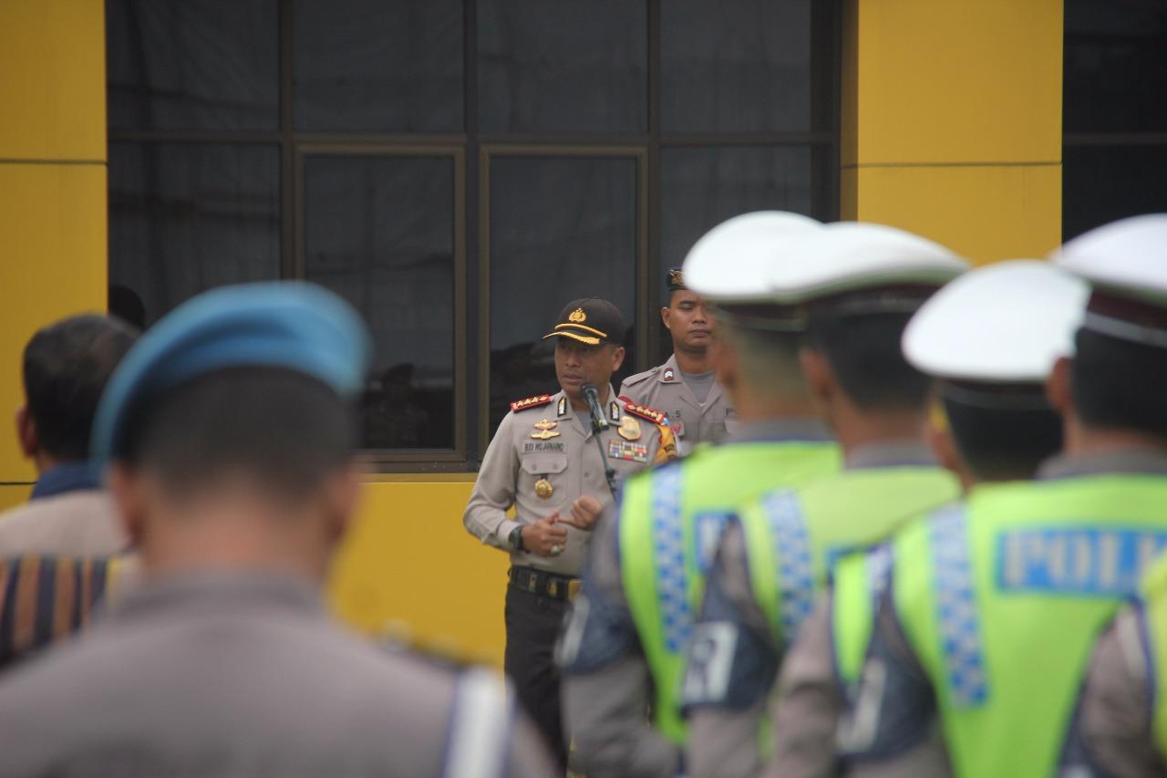 Wakapolda Bengkulu; Mari Berikan Pengabdian Terbaik Untuk Masyarakat