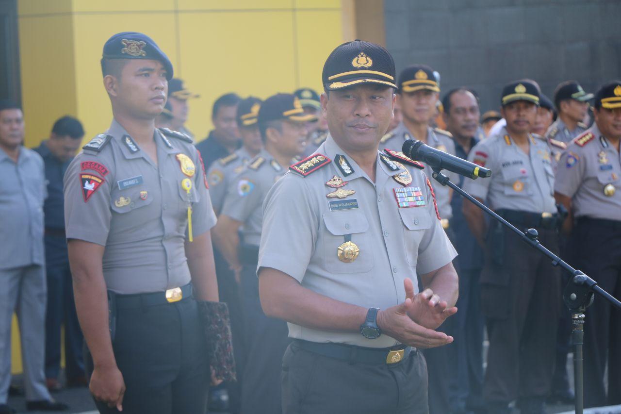 Wakapolda Bengkulu Minta Waspadai Radikalisme
