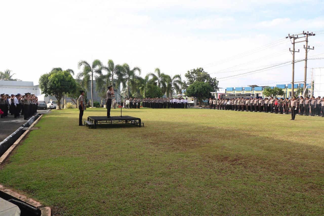 Pengamanan Pilkada 2018, Polda Bengkulu Bentuk Posko dan Satgas
