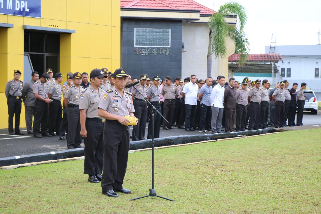 Karo SDM Polda Bengkulu; Berminat Jadi Anggota Polri, Silahkan Mempersiapkan Diri