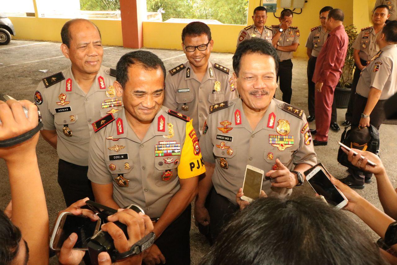 Sosok Kapolda Bengkulu Dimata Ketua Tim Asistensi dan Supervisi Mabes Polri