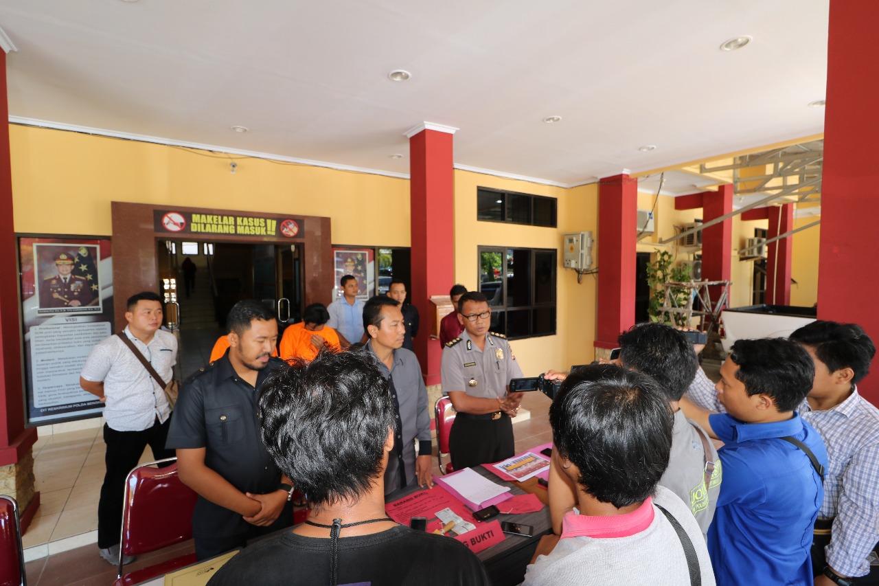 Operasi Musang Nala 2018, Polda Bengkulu Tangkap 44 Orang tersangka