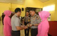 Kapolda Bengkulu Apresiasi Kombespol Herman Selama Menjadi Dir Reskrimsus Polda Bengkulu