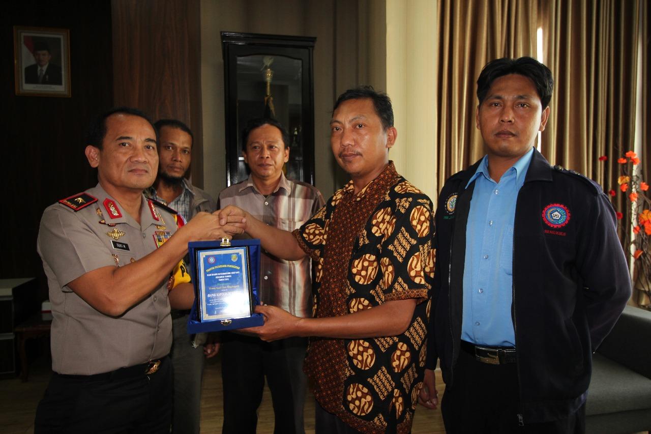 Ketua SPSI Apresiasi Kapolda Bengkulu