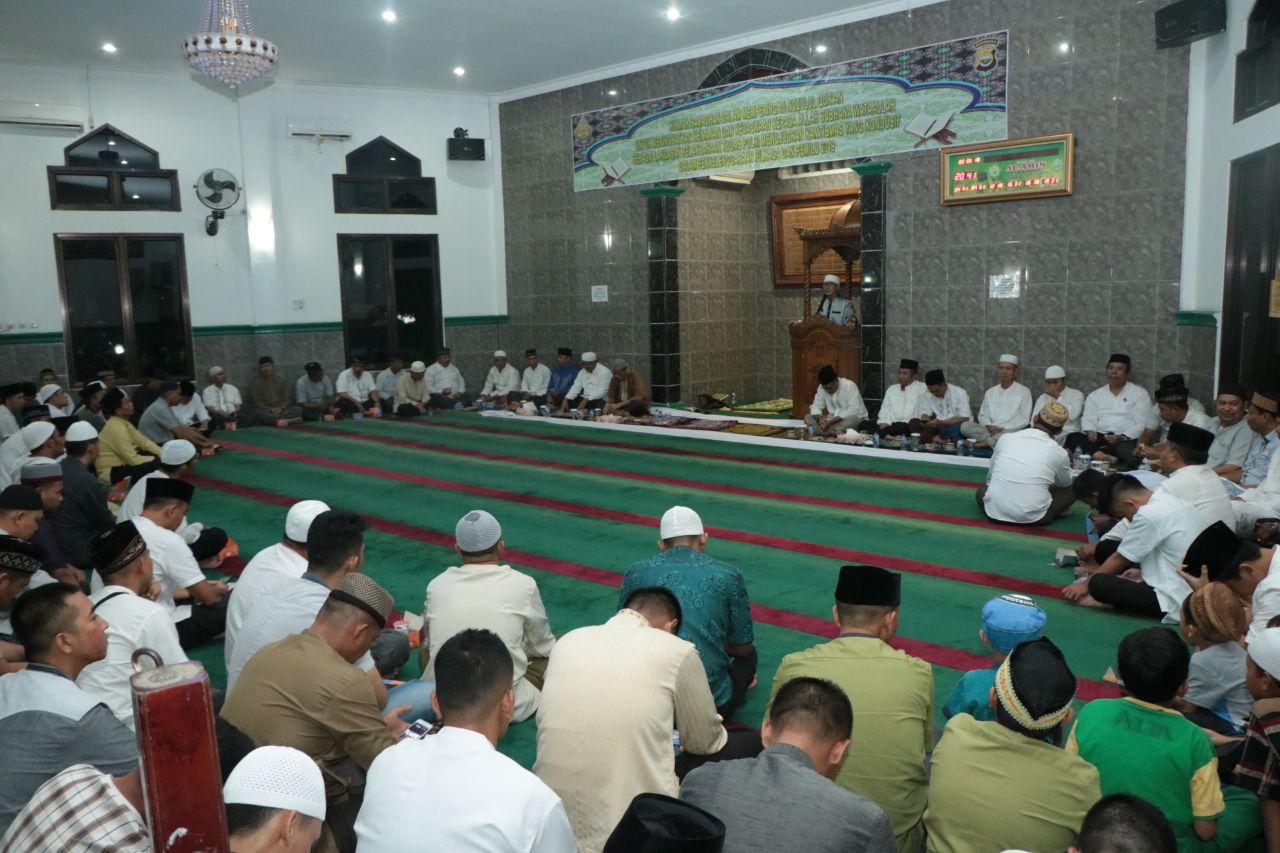 Polda Bengkulu Peringati Nuzulul Qur'an
