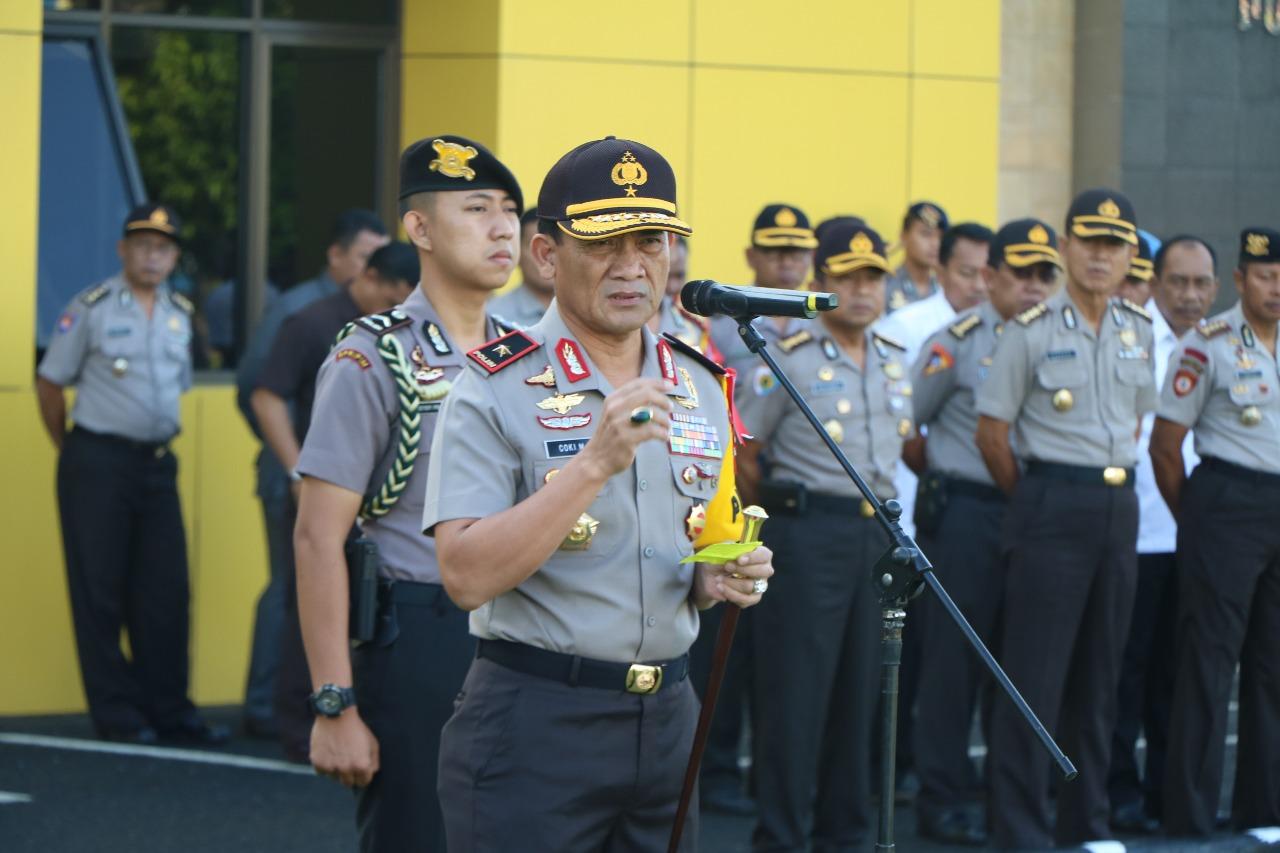 Kapolda Bengkulu; Kenali Tupoksi Polri Yang Promoter