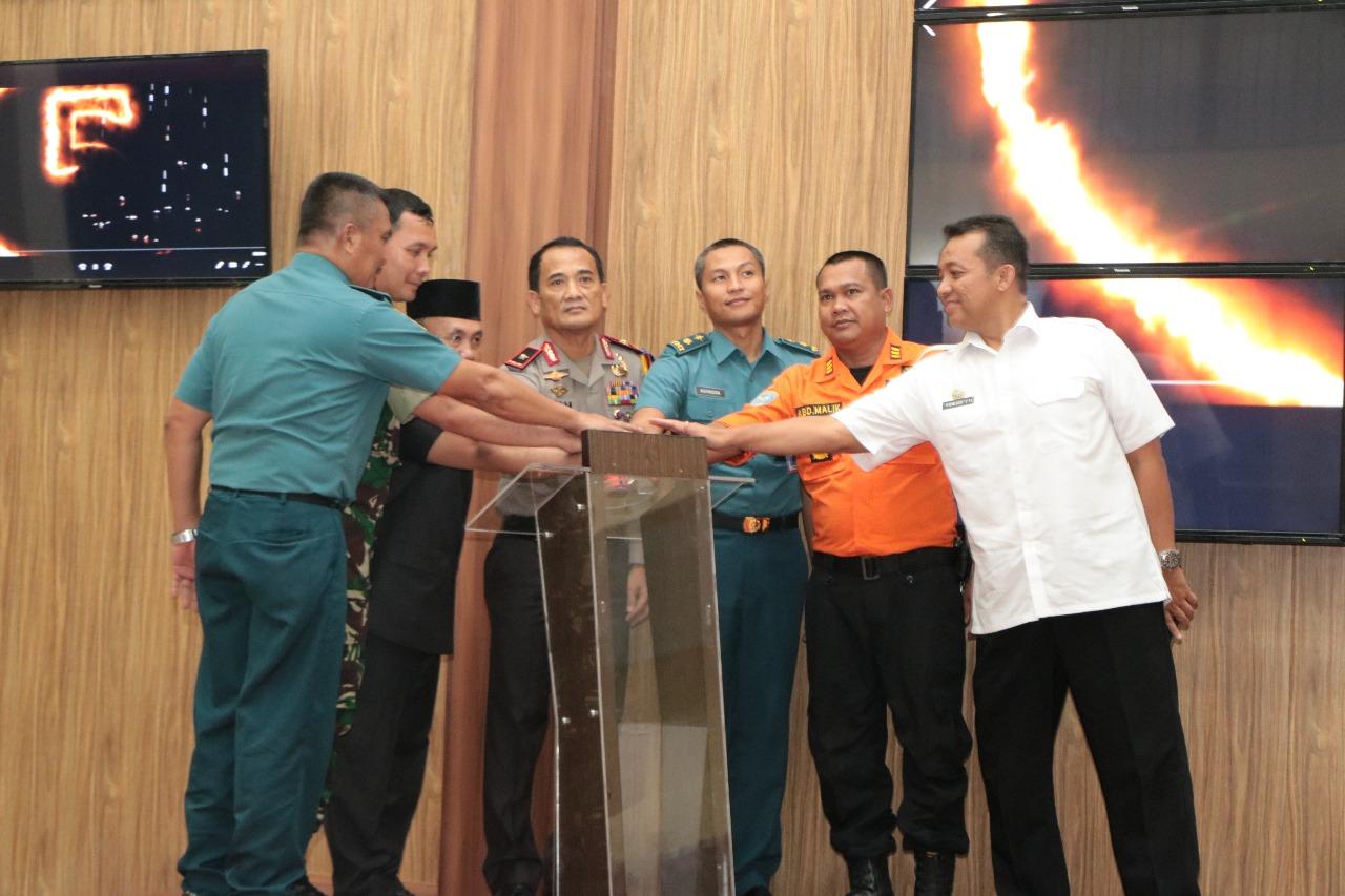 Peresmian Command Center Polda Bengkulu