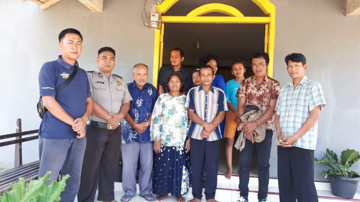 Pengamanan Rumah Ibadah, Polres Kaur Turunkan Anggota