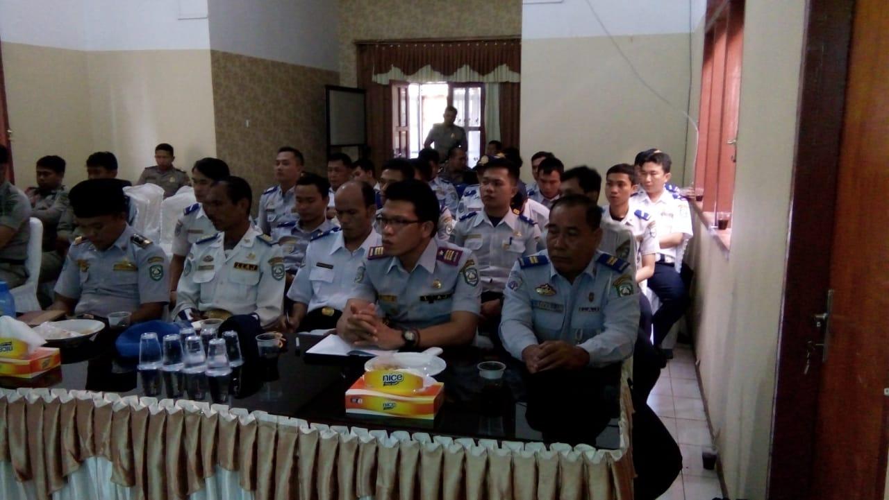 Harpuan, Dit Binmas Gelar Pertemuan Bersam Polsus dan Sat Pol PP Kepahiang