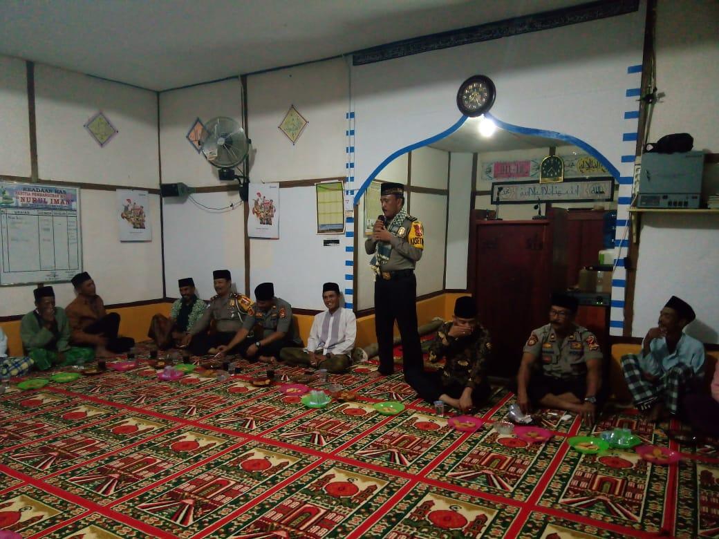 Minggu Ini, Safari Mahgrib Polres Lebong Berlangsung Masjid Nurul Iman