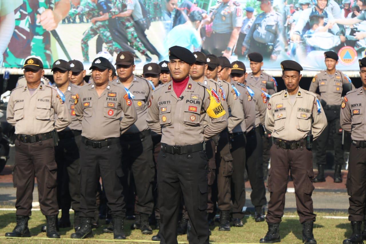 TNI-POLRI dan Stake Holder Siap Amankan Perayaan Idul Fitri 1440 H/2019 M