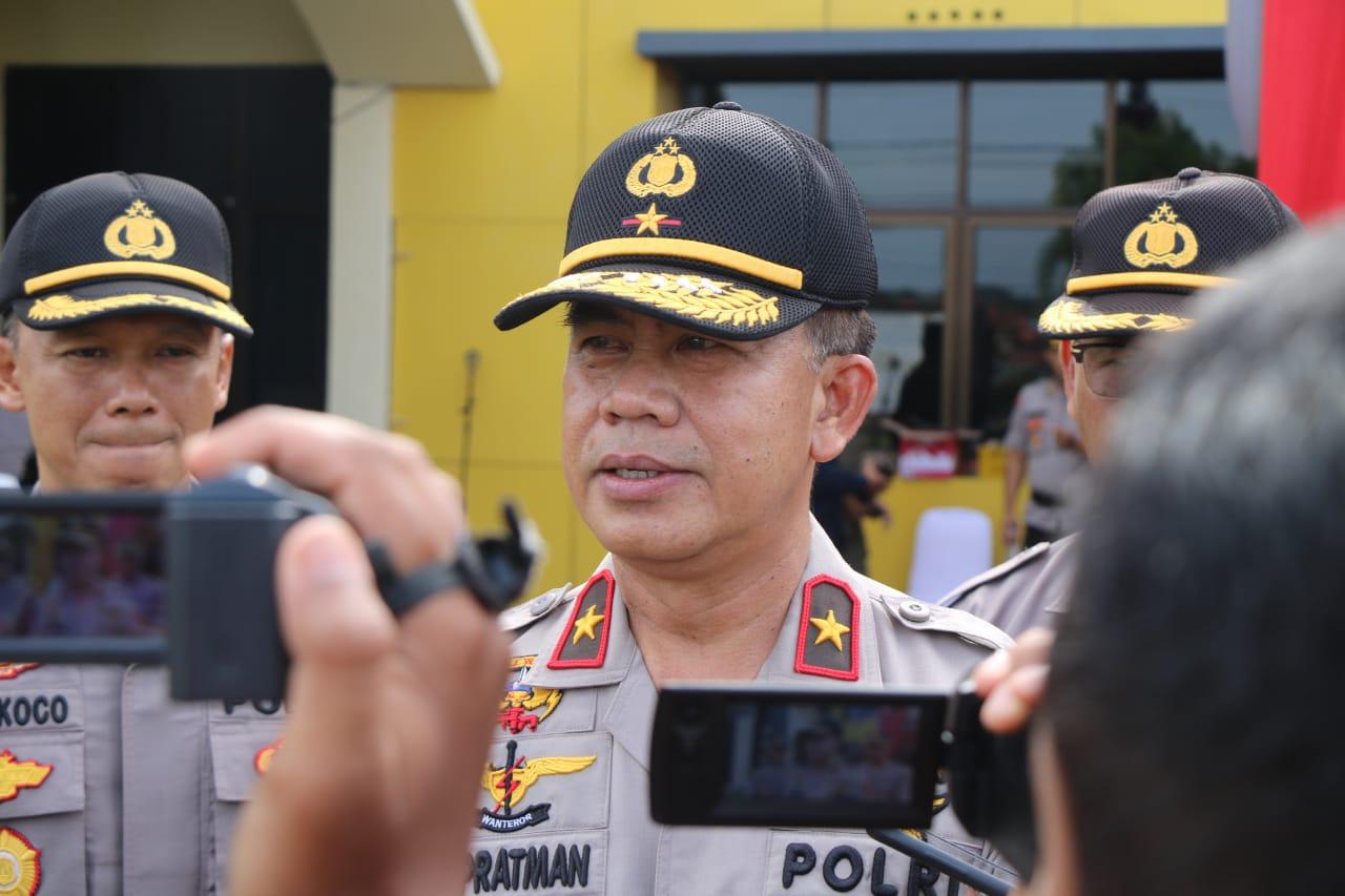 Kapolda Bengkulu Pastikan Tindak Tegas Trawl Akhir Agustus
