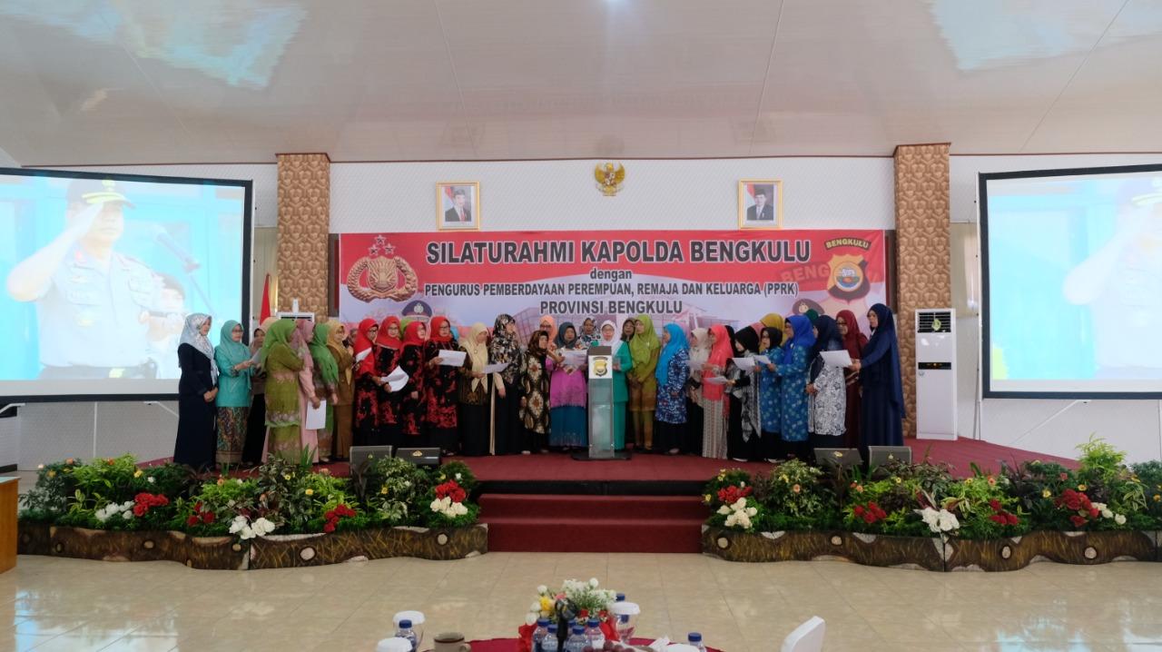 PPRK dan 12 Organisasi Perempuan Deklarasikan Tolak Kerusuhan