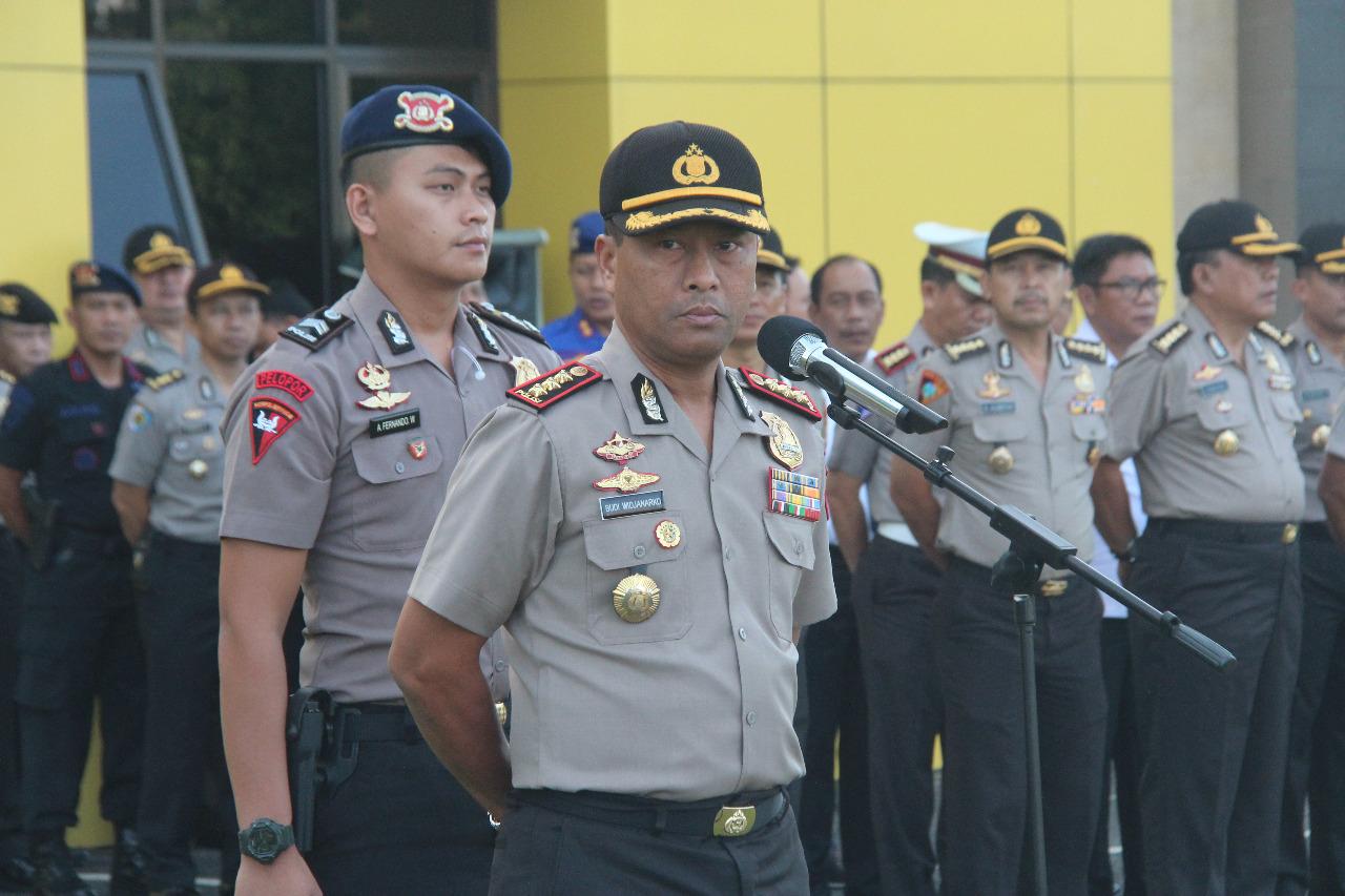 Wakapolda Bengkulu; Keberhasilan Menjaga Situasi Kondusif Merupakan Kerja Bersama