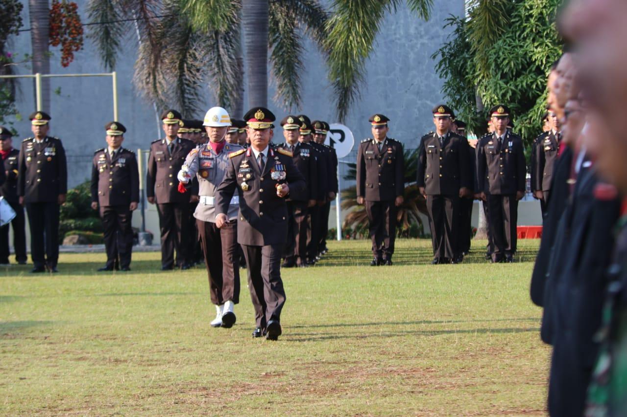 HUT Bhayangkara, Presiden Apresiasi Kepolisian