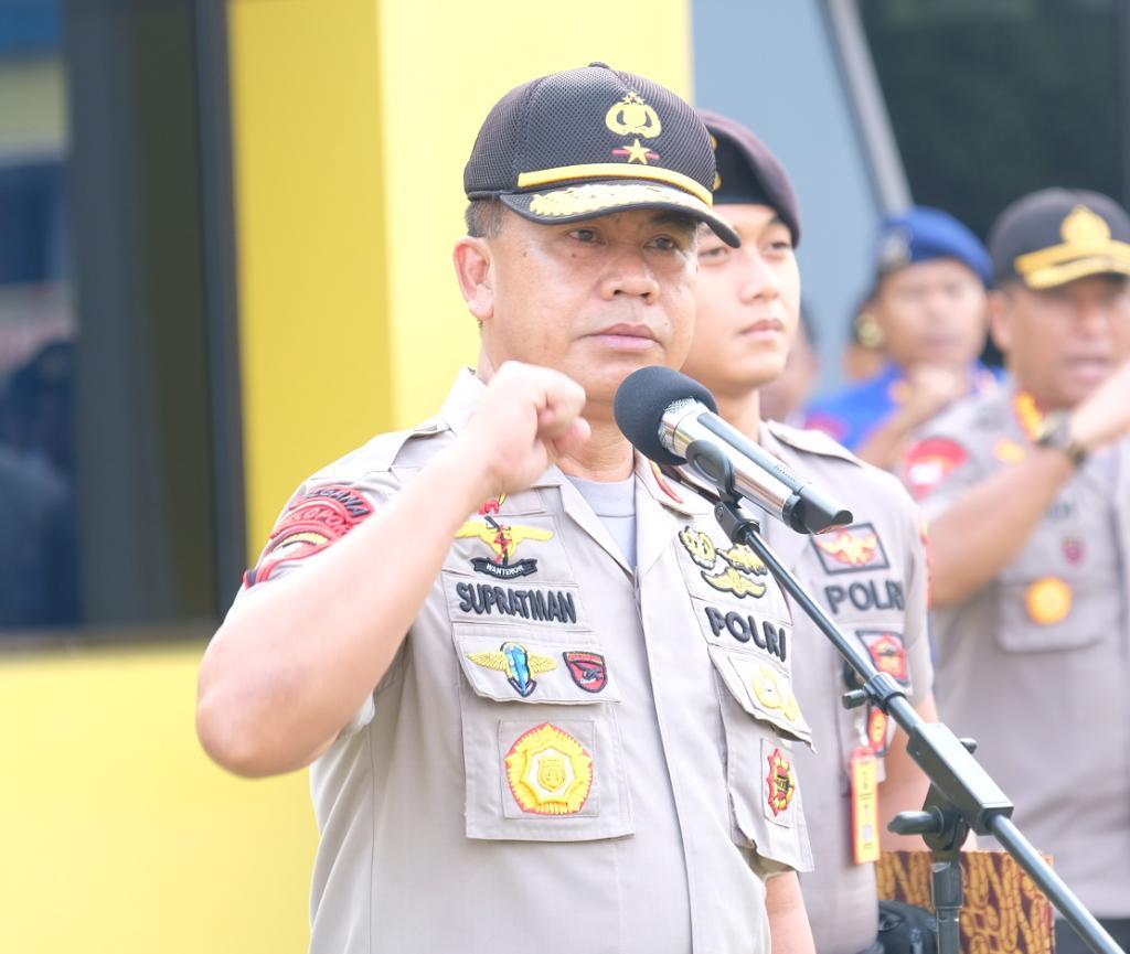 Rangkaian Panjang Pengamanan Hingga Terpilihnya Presiden, Kapolda Apresiasi Kinerja Anggota