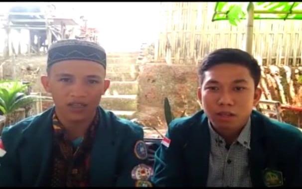 BEM Universitas di Bengkulu Ucapkan Tetimakasih TNI Polri Karena Berhasil Amankan Pelantikan Presiden Dan Wakil Presiden