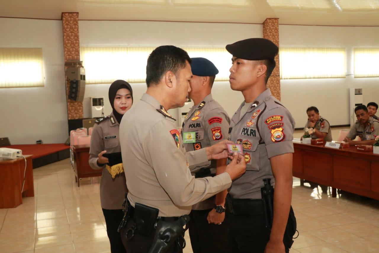 Karo Ops Polda Bengkulu Buka Latihan Kontijensi Aman Nusa