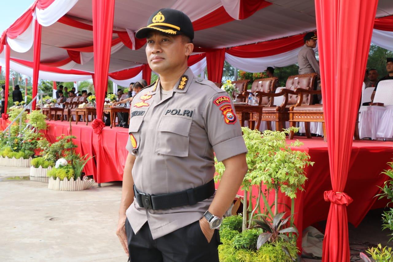 Karo SDM Polda Bengkulu; Manfaatkan Jadwal Binrohtal dan Olahraga Bersama