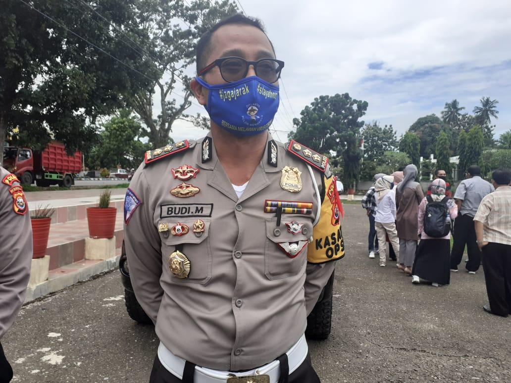 Sambut Hari Bhayangkara, Polda Bengkulu Berikan SIM Gratis