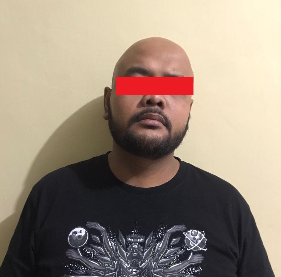 Asik Pakai Ganja, Pemuda Nusa Indah Diciduk Dit Resnarkoba Polda Bengkulu