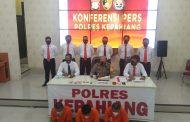 Peras Kepsek, Polres Kepahiang OTT Oknum LSM dan Wartawan