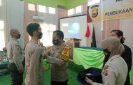 Pembukaan Diksar Satpam, Dir Binmas Polda Bengkulu Tekankan Patuhi Prokes