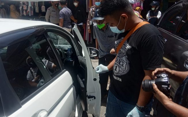 Waspada Bandit Pecah Kaca, Kabid Humas Himbau Masyarakat Tidak Meninggalkan Barang Beharga di Mobil