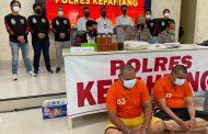 Ungkap Penipuan Modus Jual Madu, Polres Kepahiang Amankan Pelaku di Pelalawan Riau