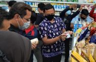Pemeriksaan Bersama Dinkes dan POM, Polres Rejang Lebong Temukan Produk Kadaluarsa