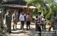 Sambut Ramadhan, Tim Gabungan Satpol-PP dan TNI/POLRI Tertibkan Warem di Seluma