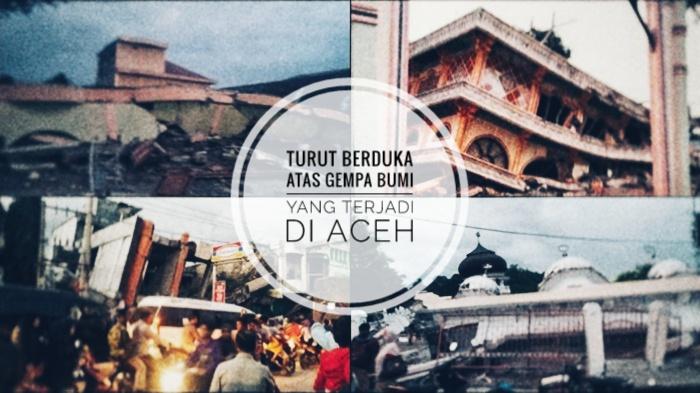 Gempa 6,5 SR Guncang  Pidie Jaya Aceh