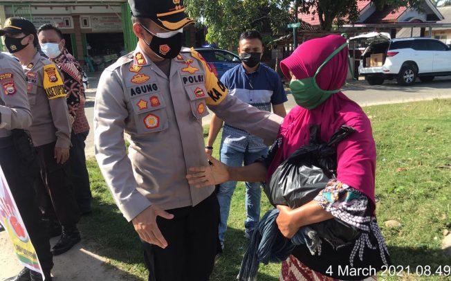Wujudkan WBK, Polres Kaur Dan PN Bintuhan Sosialisasikan Stop Gratifikasi