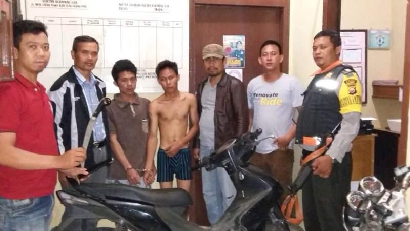2 Pelaku Curas Ditangkap Polisi