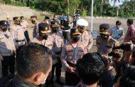 Polda Bengkulu dan Jajaran Kerahkan Ratusan Personil Dalam Ops Keselamatan