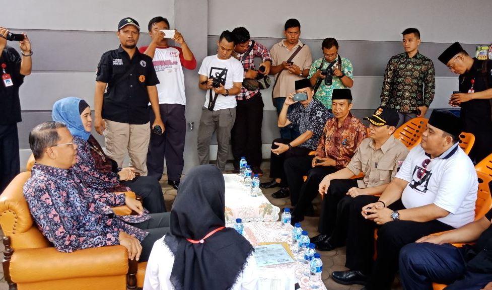 Pelaksanaan Coklit oleh KPU Kota Berjalan Aman, Polres Bengkulu Libatkan Bhabinkamtibmas