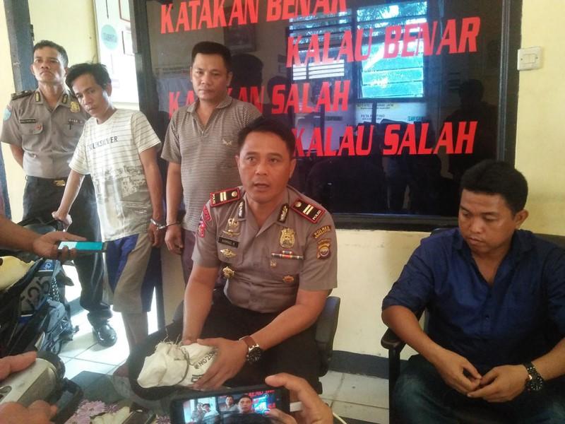 Curi Ternak, Warga Rawa Makmur Dan Warga Nakau Ditangkap Polisi