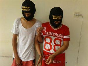 2 Bandar Narkoba Di tangkap Polisi