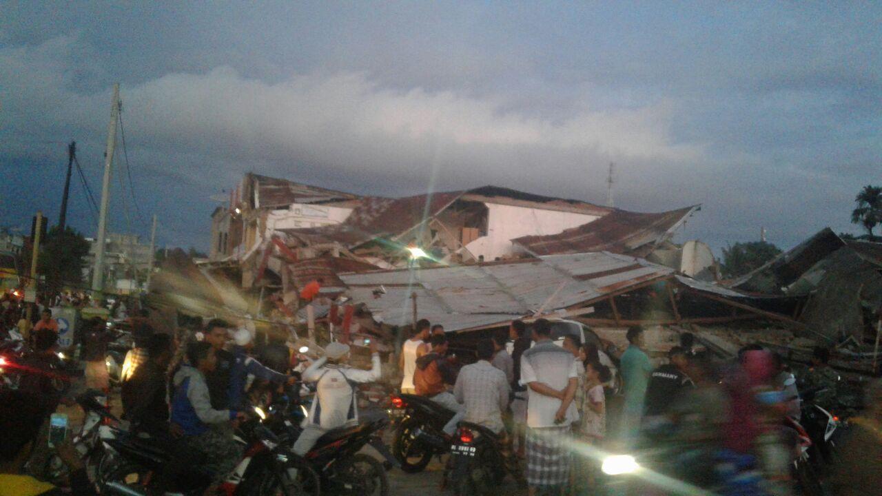 Polda Bengkulu Turut Berduka Gempa Bumi Serambi Mekah