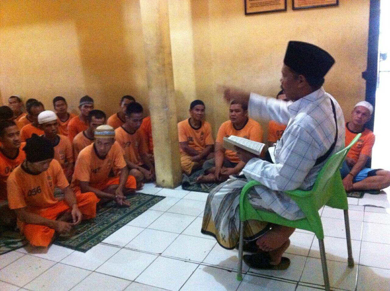 Pembinaan Rohani dan Mental Tahanan