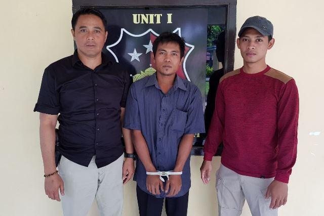 Tempo Kurang 12 Jam, Pelaku Penusukan Kaur Keuangan Berhasil Diamankan