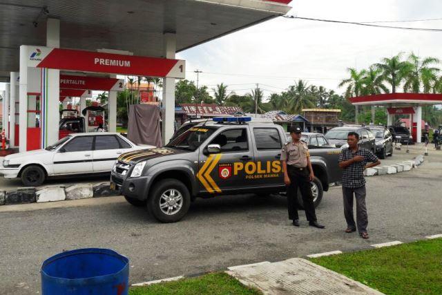 Jaga Sit Kamtibmas, Selalu Laksanakan Patroli dan Sambang Dialogis