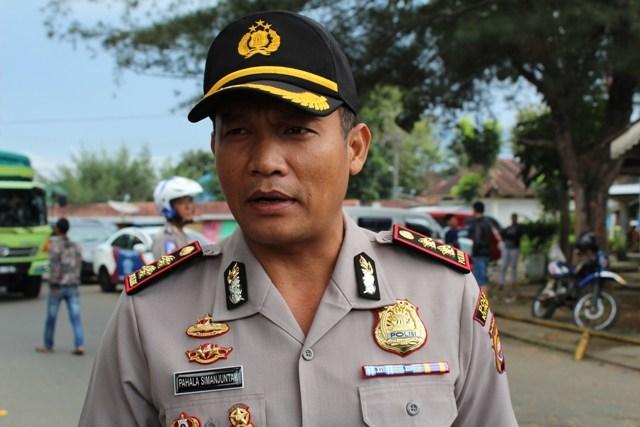 Pastikan Pemilu Aman, Polres Kepahiang Terjunkan 200 Personil