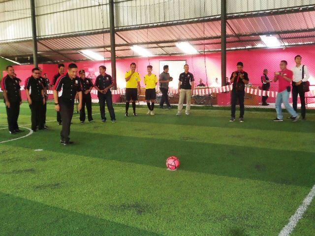 61 Team Futsal Ikuti Kapolres Cup