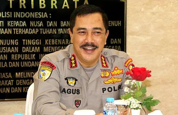 Kapolri Tunjuk Komjen Pol. Drs. Agus Adrianto, S.H., M.H. Jabat Kabareskrim Polri