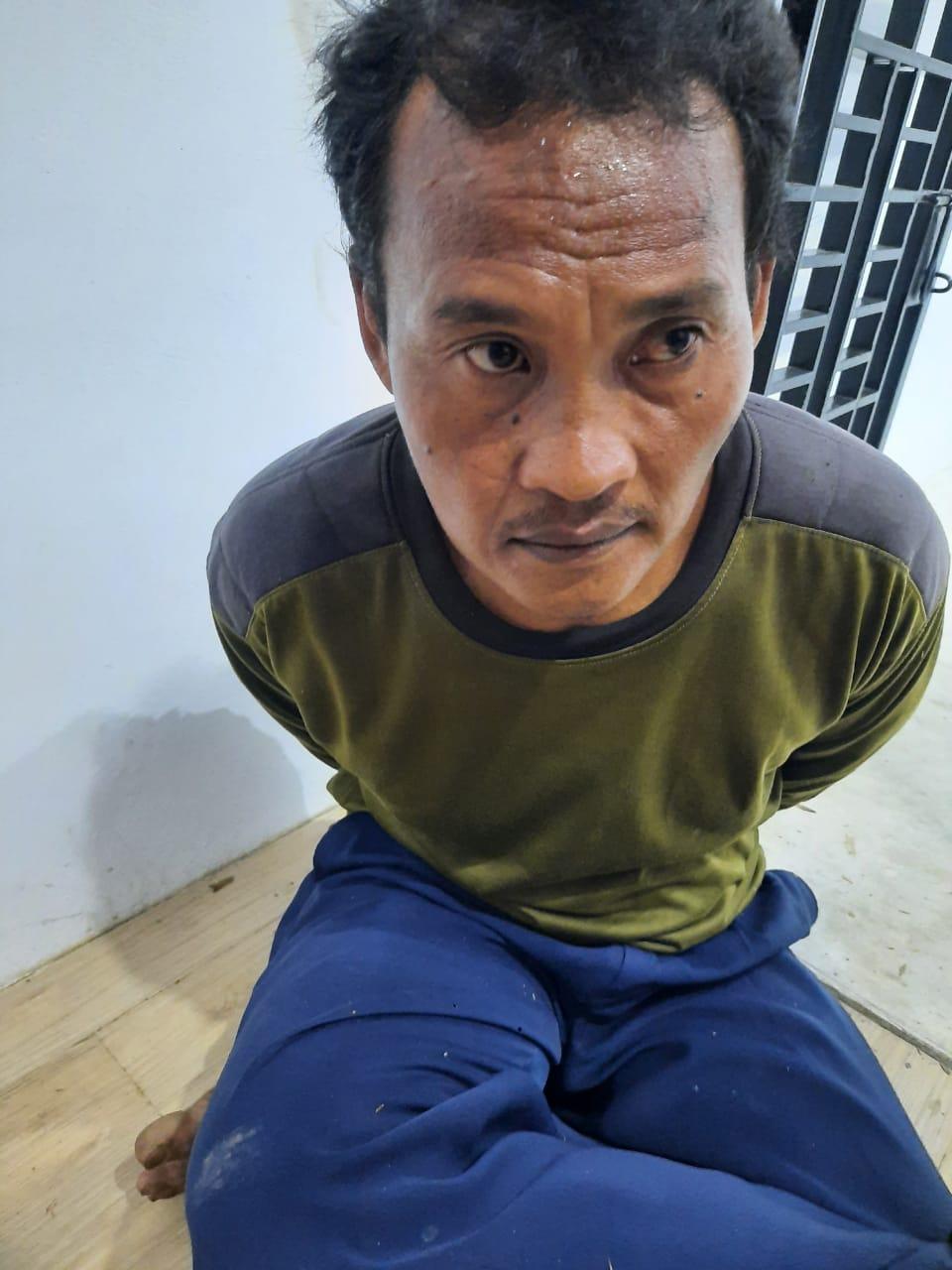 Aniaya Istri ,Seorang Suami ditangkap Polisi