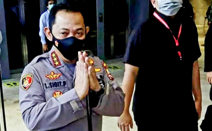 Komjen Pol. Listyo Sigit Prabowo, M.Si, akan Tiadakan Tilang Manual, Pengamat: Menaikkan Citra Polri